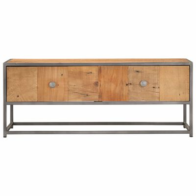 vidaXL Konferenční stolek 90 x 50 x 35 cm masivní recyklované dřevo