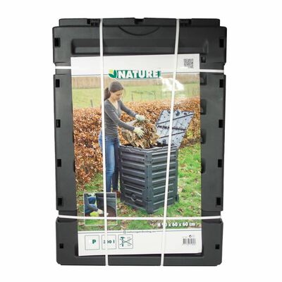 Nature Kompostér 300 l černý