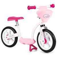 Smoby Cykloodrážedlo Corole růžové