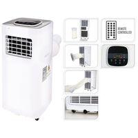 Excellent Electrics Klimatizace 1500 W s dálkovým ovladačem bílá