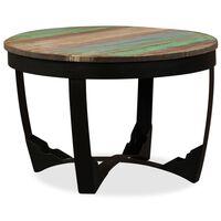 vidaXL Odkládací stolek masivní recyklované dřevo 60 x 40 cm