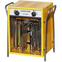 Master Elektrické topidlo B9EPB 800 m³/h