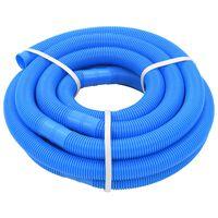 vidaXL Bazénová hadice modrá 38 mm 9 m