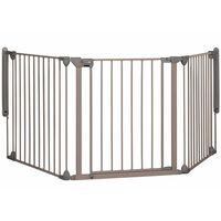 Safety 1st Dětská zábrana Modular 3 s 3 panely šedá 82-214 cm 24226580