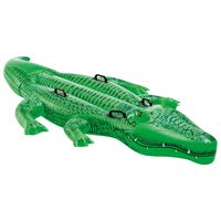 Intex Giant Gator Ride-On 203x114 cm