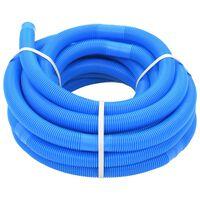 vidaXL Bazénová hadice modrá 32 mm 15,4 m