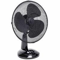 Bestron Stolní ventilátor 35 cm černý DDF35Z