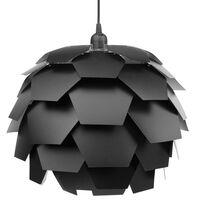 Závěsná Lampa Černá Segre