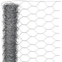 Nature Drátěné pletivo šestiúhelníkové 1 x 10 m 40 mm pozinkovaná ocel