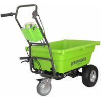 Greenworks Samohybný zahradní vozík bez 40V baterie G40GC 7400007