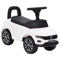 vidaXL Odrážedlo Volkswagen T-Roc bílá