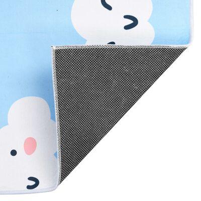 vidaXL Koberec s potiskem vícebarevný 160 x 230 cm textil,
