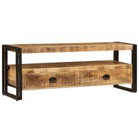 vidaXL TV stolek 120 x 35 x 45 cm masivní mangovníkové dřevo