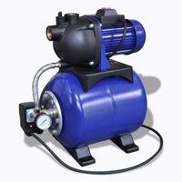 Zahradní elektrické čerpadlo - 1 200 W - modré