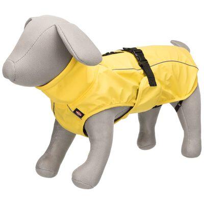 TRIXIE Pláštěnka pro psy Vimy M 50 cm žlutá