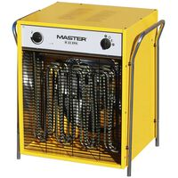 Master Elektrické topidlo B22EPB 2400 m³/h