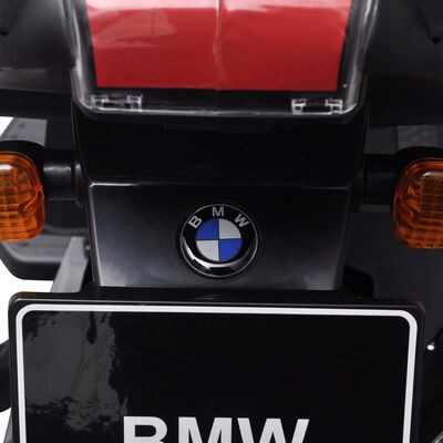 BMW 283 Elektrická motorka pro děti červená 6 V