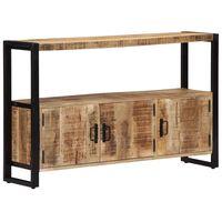 vidaXL Odkládací skříňka 120 x 30 x 75 cm masivní mangovníkové dřevo