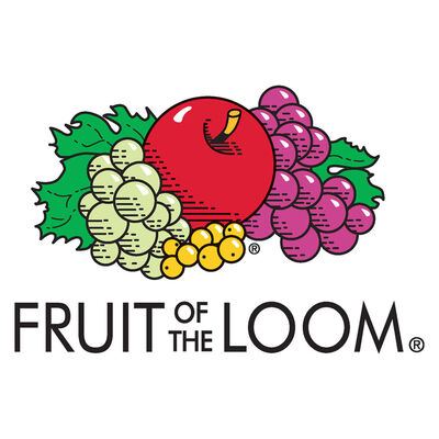 Fruit of the Loom Originální trička 10 ks šedá 4XL bavlna