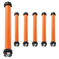vidaXL Trubkové motory 6 ks 20 Nm