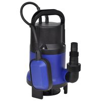 vidaXL Elektrické zahradní ponorné čerpadlo na znečištěnou vodu 400 W