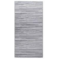 vidaXL Venkovní koberec šedý 120 x 180 cm PP