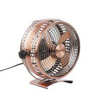 Stolní Ventilátor 24 Cm Měděný Ribble