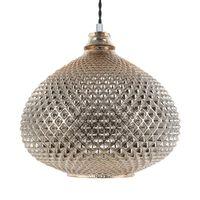 Závěsná Lampa Zlatá Madon