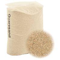 vidaXL Filter Sand 25 kg 0,4-0,8 mm