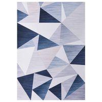 vidaXL Koberec s potiskem vícebarevný 80 x 150 cm textil