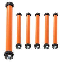 vidaXL Trubkové motory 6 ks 10 Nm
