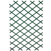 Nature 2 ks zahradní treláže 100 x 200 cm PVC zelené