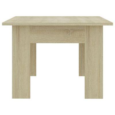 vidaXL Konferenční stolek dub sonoma 100 x 60 x 42 cm dřevotříska