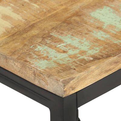 vidaXL Konferenční stolek 110 x 60 x 35 cm masivní recyklované dřevo