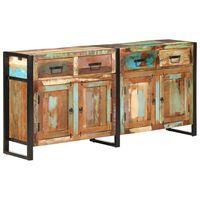 vidaXL Příborník 172 x 35 x 80 cm masivní recyklované dřevo