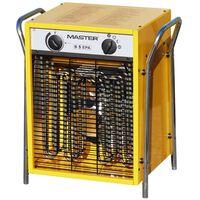 Master Elektrické topidlo B5EPB 510 m³/h
