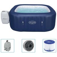 "Bestway Lay-Z-Spa Inflatable Hot Tub ""Hawaii AirJet"""