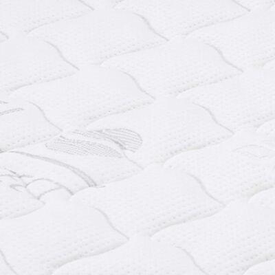 vidaXL Vrchní matrace 140 x 200 cm gelová pěna 7 cm