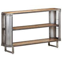 vidaXL Příborník 120 x 30 x 73 cm masivní mangovníkové dřevo