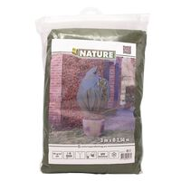 Nature Zimní fleecový kryt 70 g/m² zelený 2,5 x 3 m