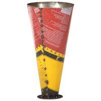 vidaXL Stojan na deštníky vícebarevný 29 x 55 cm železo