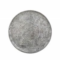 Stříbrný Dekorativní Podnos Kitnos