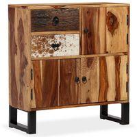 vidaXL Příborník z masivního sheeshamového dřeva 70 x 30 x 80 cm