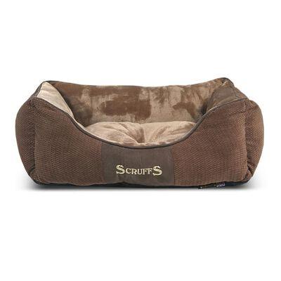 Scruffs & Trumps Zvířecí pelech Chester velikost S 50x40 cm hnědý 1163