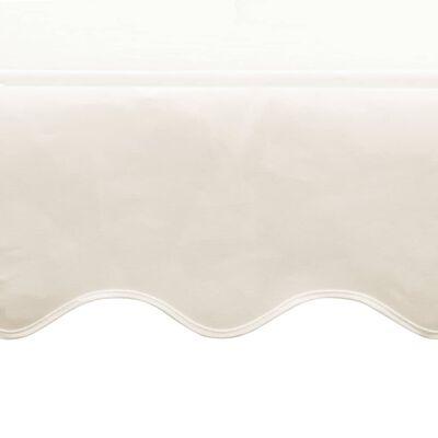 vidaXL Volně stojící markýza 600 x 300 cm krémová