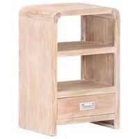 vidaXL Noční stolek 40 x 30 x 60 cm masivní akáciové dřevo