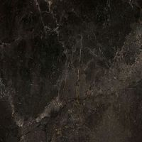 "Grosfillex Wallcovering Tile ""Gx Wall+"" 11pcs Marble 30x60 cm Black"