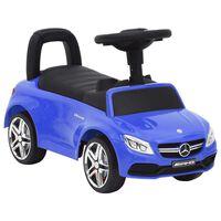 vidaXL Odrážedlo Mercedes-Benz C63 modré