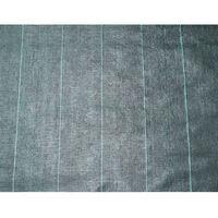 Nature Textilie proti plevelu 3,3 x 5 m černá