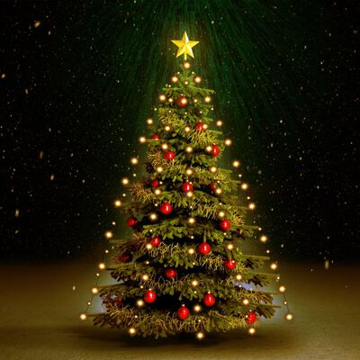 Světelná síť na vánoční stromek se 150 LED diodami IP44 150 cm